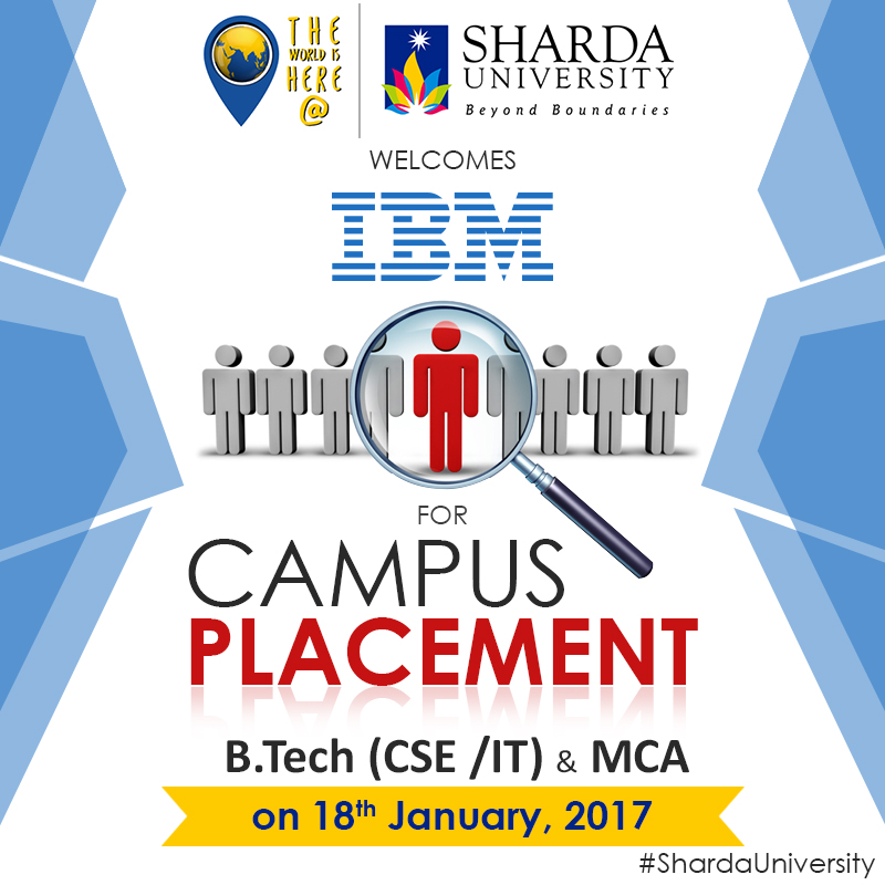 IBM India Private Limited' for Campus Recruitment | B Tech