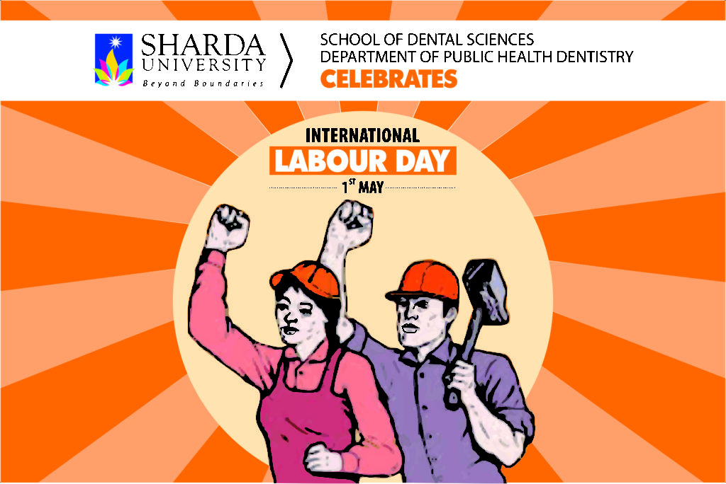 Department of Public Health Dentistry celebrating International Labour Day @ Ace Divino