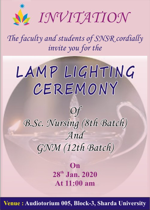 Lamp Lighting Ceremony @ Auditorium-005
