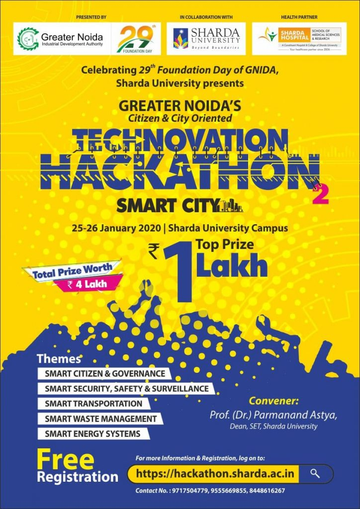 TECHNOVATION HACKATHON 2.0 @ Ground floor, Block 4